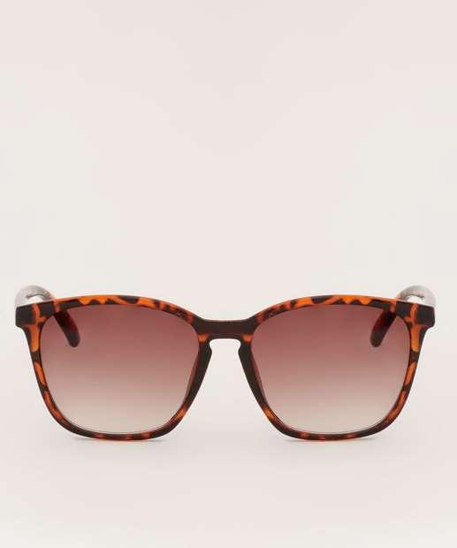 Image_Óculos de Sol Feminino Tortoise Shell Quadrado Marisa