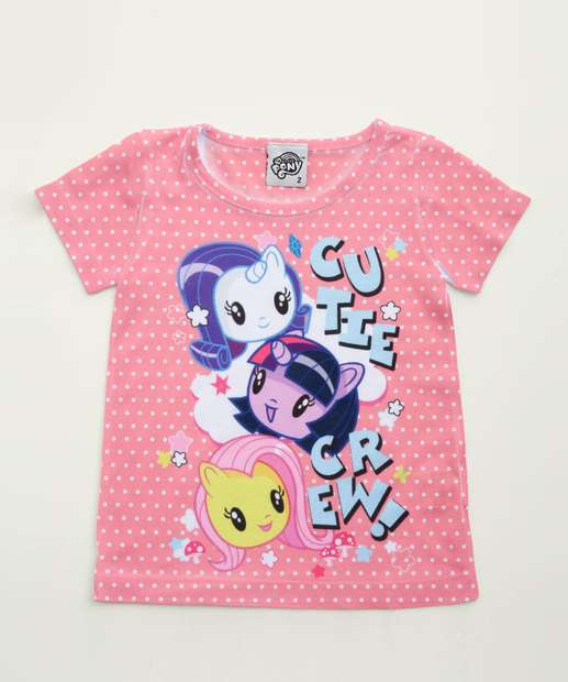 Image_Blusa Infantil Estampa My Little Pony Hasbro