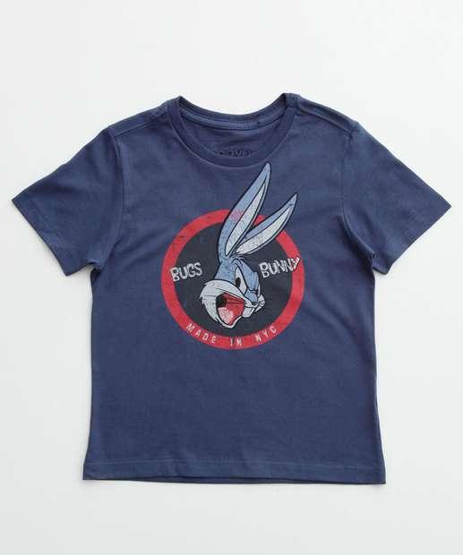 Image_Camiseta Infantil Estampa Pernalonga Looney Tunes