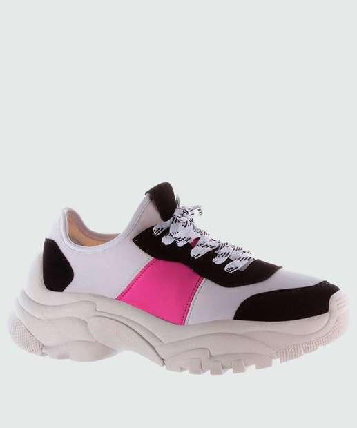 Image_Tênis Feminino Chunky Sneaker Zatz Z2529158514