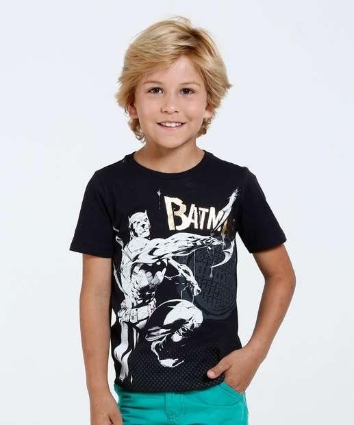Image_Camiseta Infantil Batman Liga da Justiça