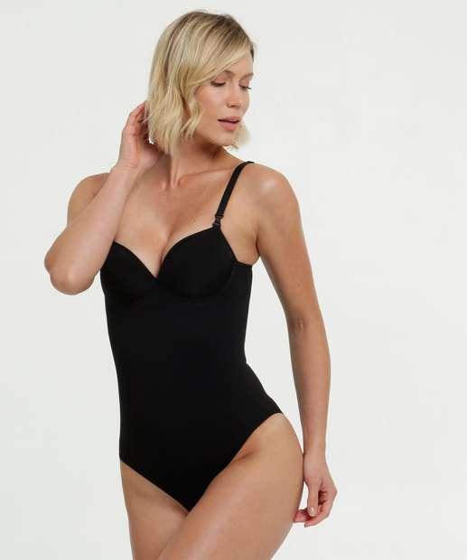 Image_Body Feminino Modelador Com Bojo Slim Loba