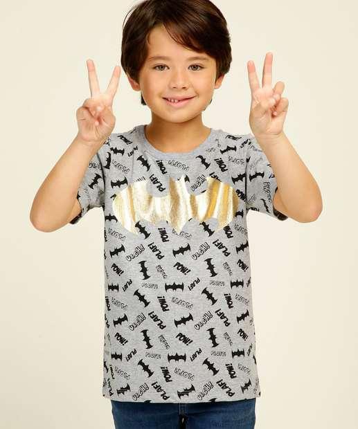 Image_Camiseta Infantil Manga Curta Batman Marvel Tam 4 a 10