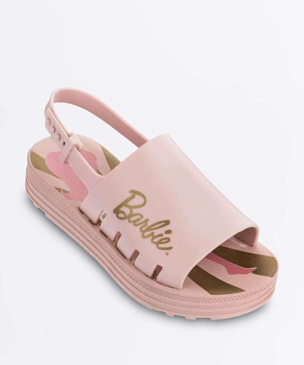 9c88c1e9b5 Menor preço em Sandália Infantil Barbie Trends Grendene Kids 21787