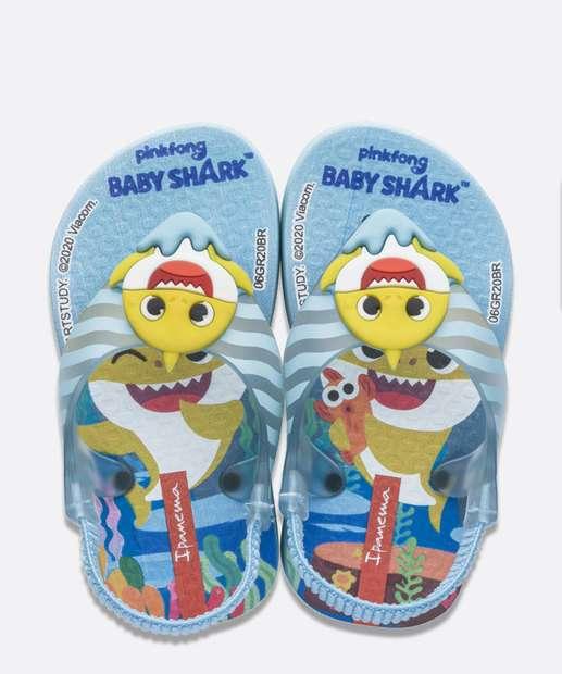 Image_Chinelo Ipanema Infantil Baby Shark