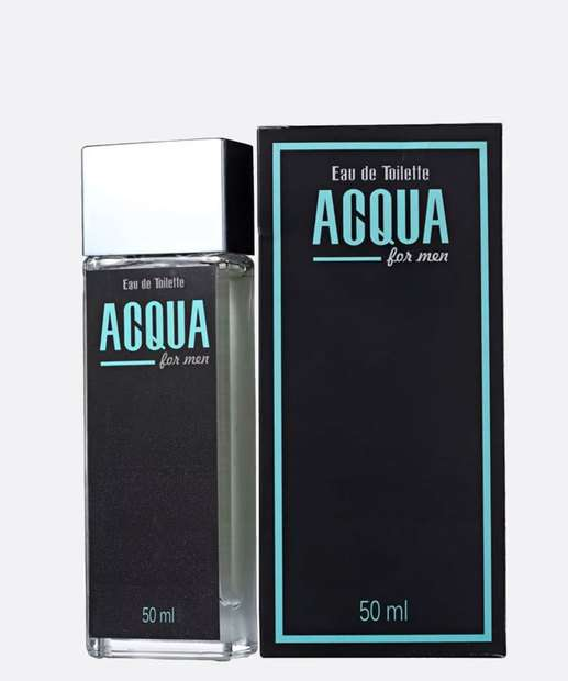 Image_Perfume Masculino Acqua For Men Orgânica - Eau de Toilette 50ml