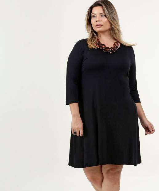 6445da9977e6e9 Vestidos Plus Size | Promoção de vestidos plus size na Marisa
