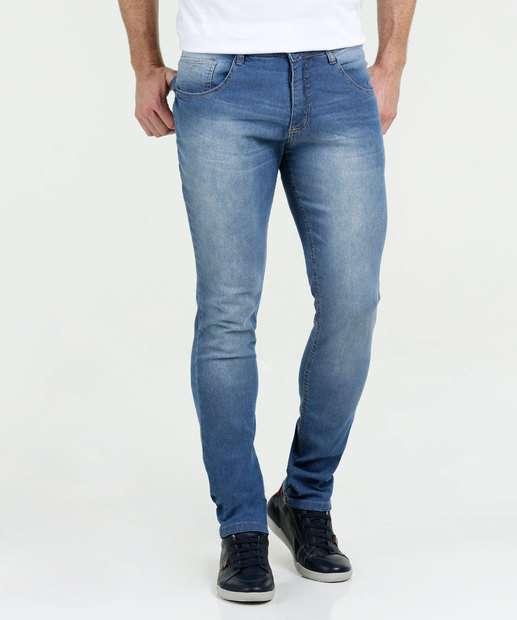 Image_Calça Masculina Jeans Stretch Skinny Stretch Biotipo