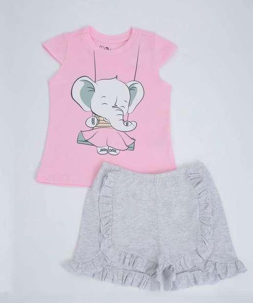 Image_Pijama Infantil Bebê Estampa Frontal