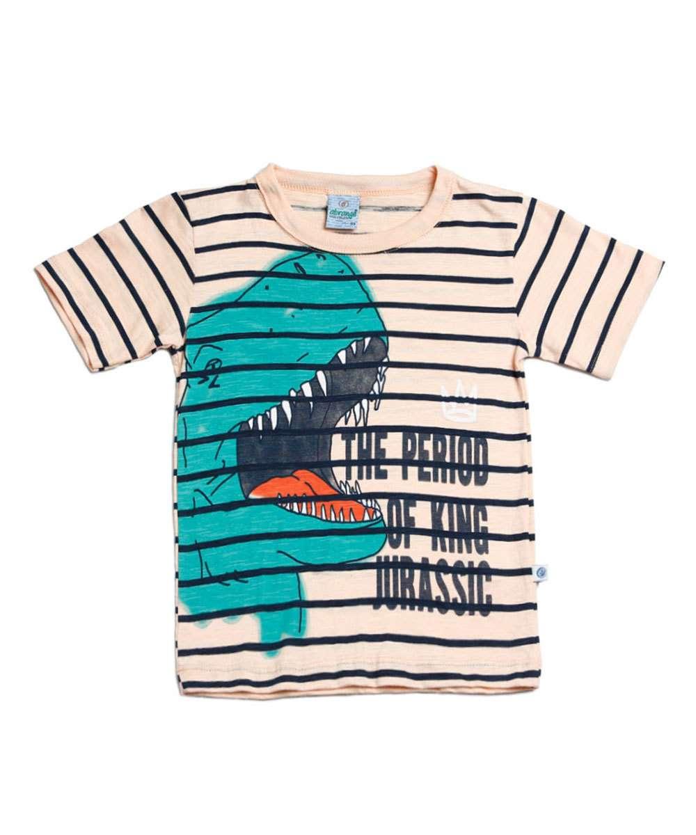 Image_Camiseta infantil estampa Dinossauro Abra
