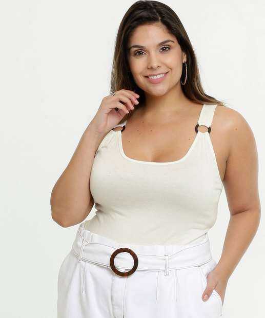 Image_Blusa Feminina Plus Size Alças Finas Marisa