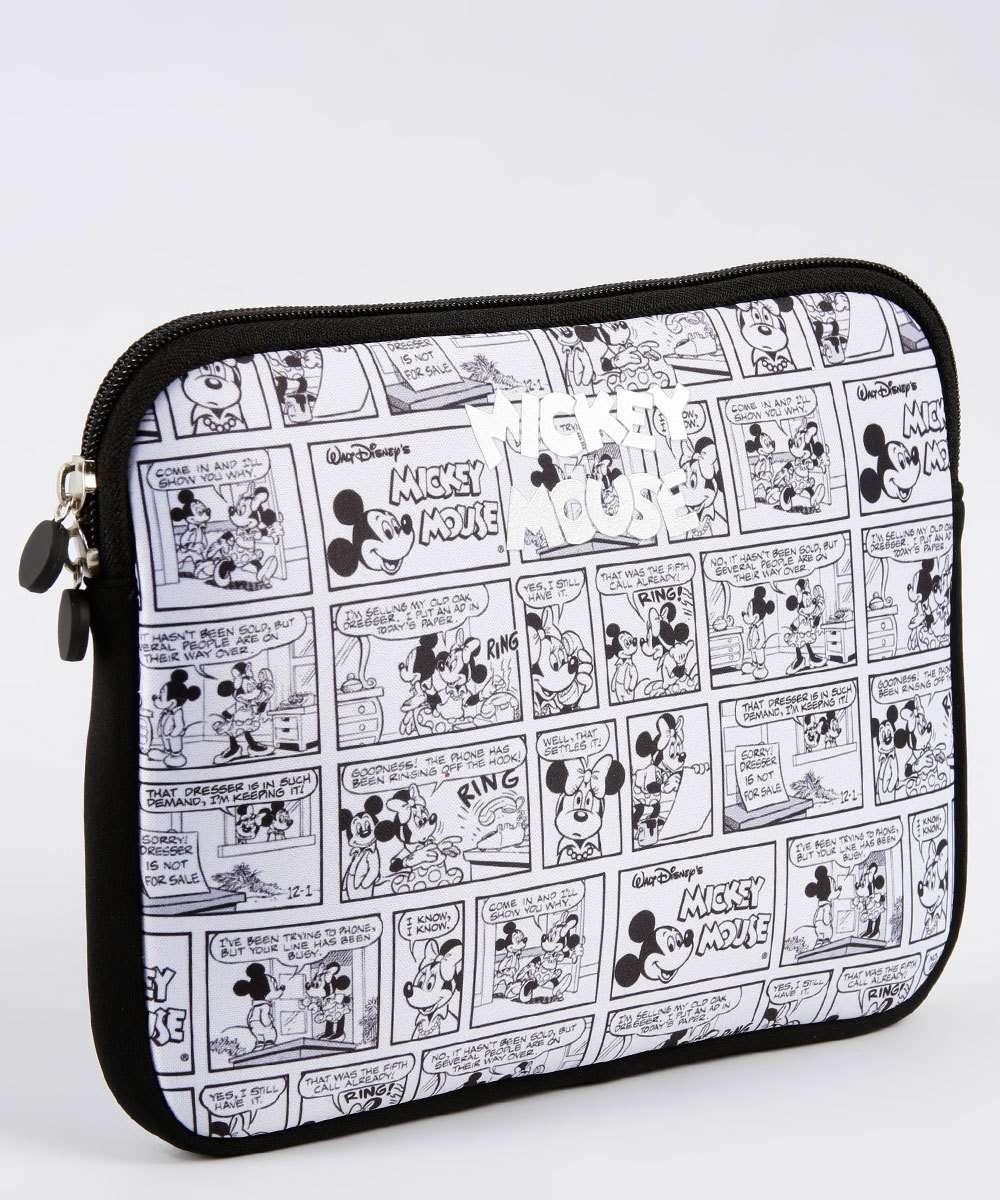 b94364846 Necessaire Feminina Estampa Mickey Minnie Disney   Marisa