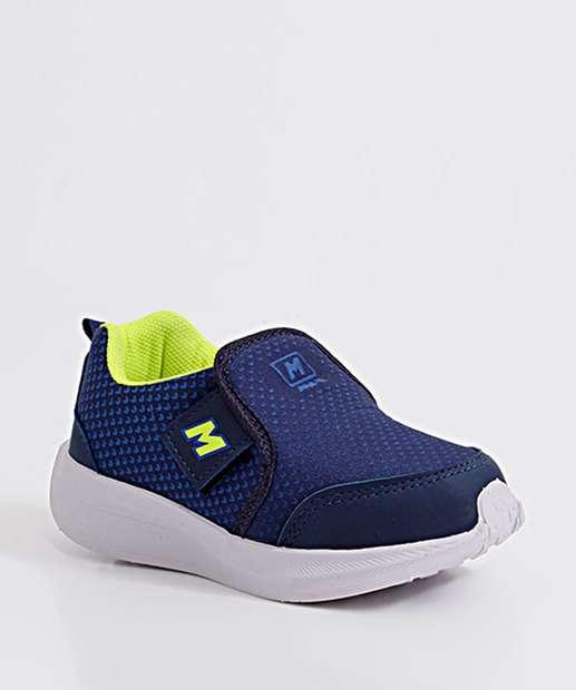 Image_Tênis Infantil Esportivo Estampado Velcro Mini Pé