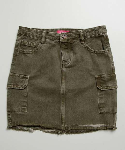 Image_Saia Juvenil Jeans Desfiada Cargo Marisa