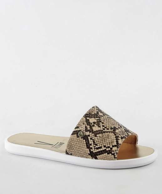 Image_Chinelo Feminino Slide Estampa Animal Print Vizzano