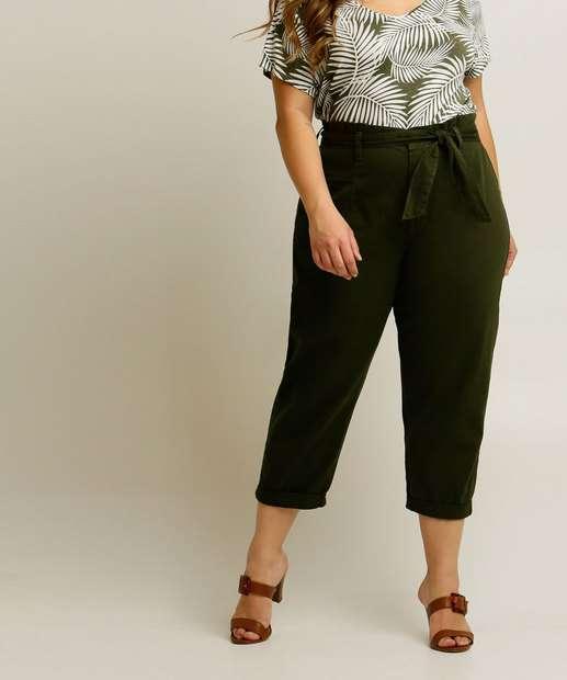 Image_Calça Plus Size Feminina Capri Razon Jeans