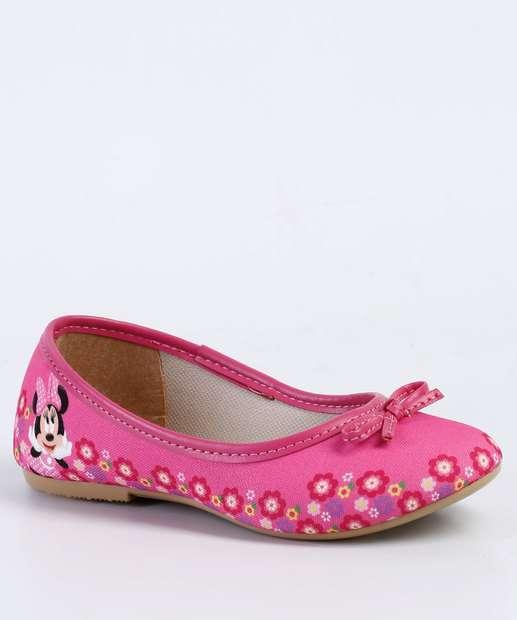 Image_Sapatilha Infantil Minnie Disney 165609742
