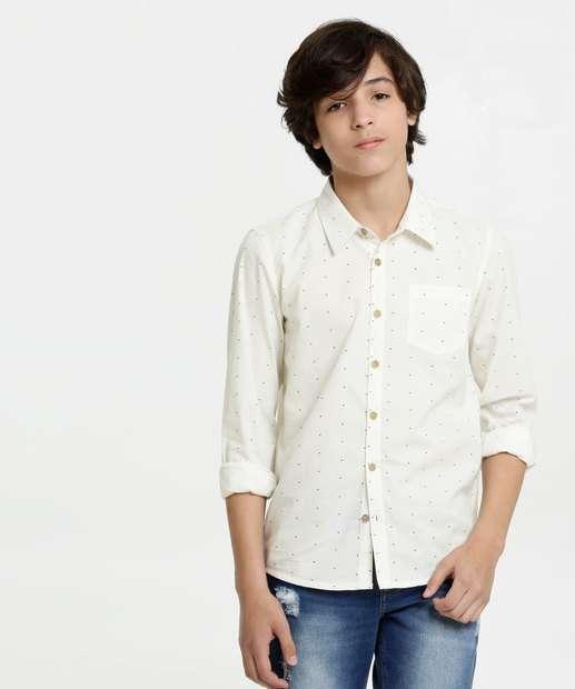 Image_Camisa Juvenil Estampada Manga Longa MR