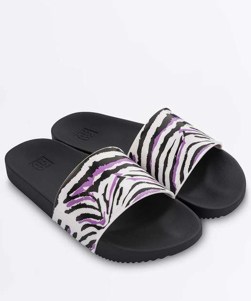 Image_Chinelo Feminino Slide Estampa Animal Print Zaxy 17333