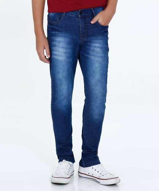 Image_Calça Juvenil Jeans Slim Marisa