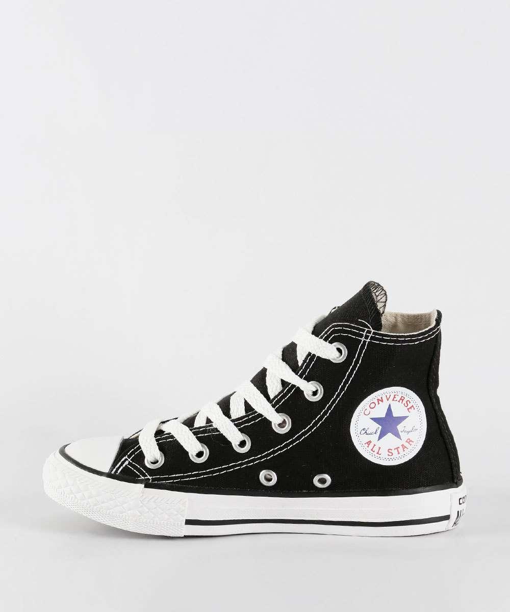 Tênis Converse All Star Infantil Cano Alto Chuck Taylor