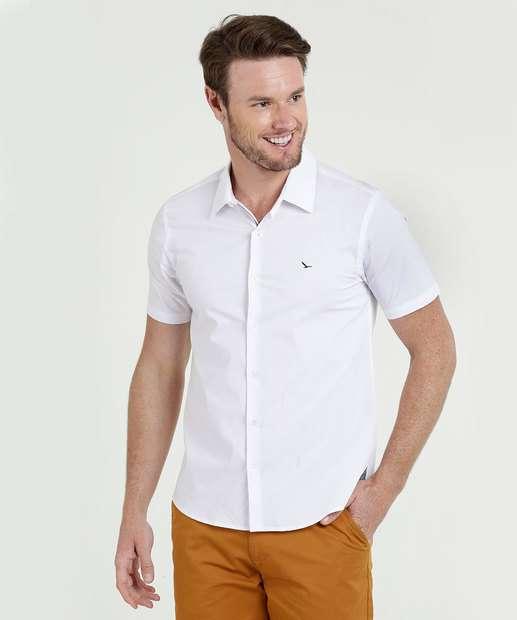 Image_Camisa Masculina Slim Fit Manga Curta Yacht Master