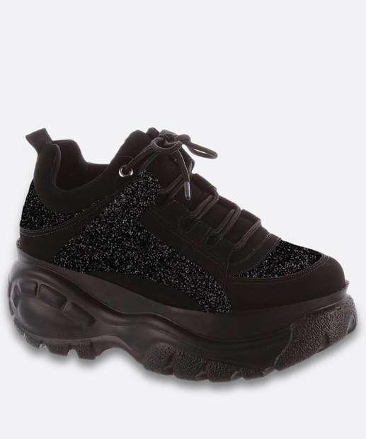 Image_Tênis Feminino Chunky Sneaker Glitter Zatz