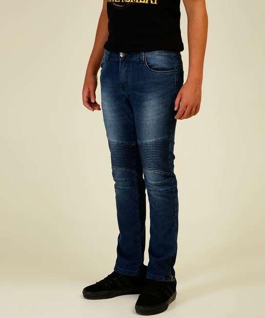 Image_Calça Juvenil Jeans Stretch Razon Tam 12 a 16