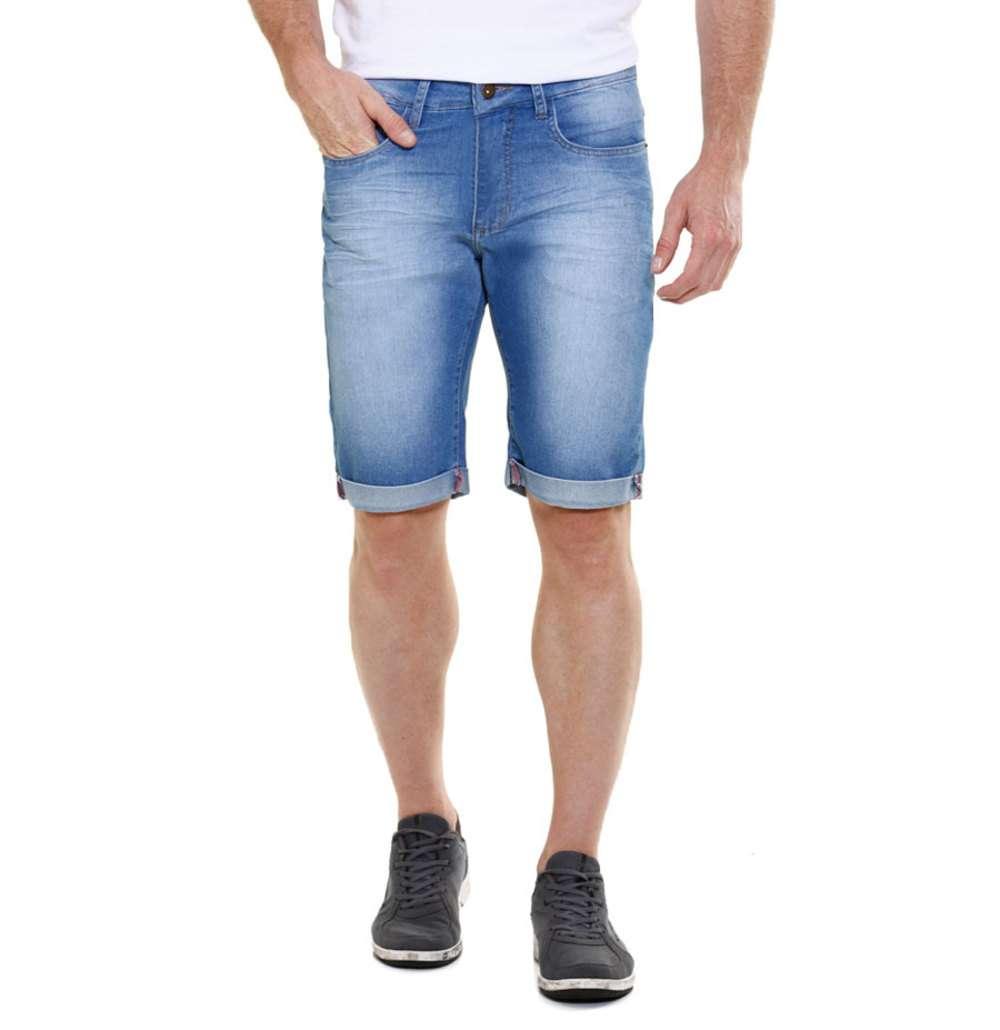 Image_Bermuda masculina em jeans Marisa