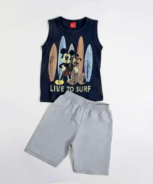 Image_Conjunto Infantil Estampa Mickey Disney