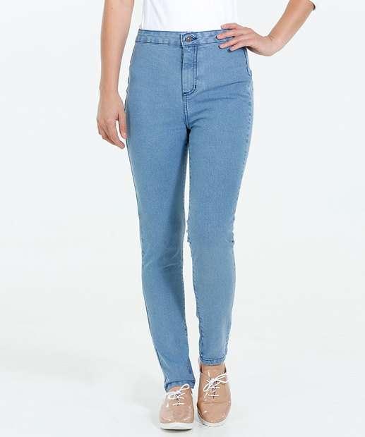 Image_Calça Feminina Jegging Jeans Stretch Marisa