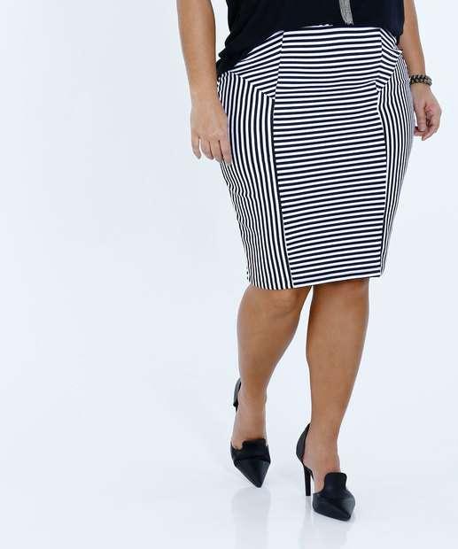 Image_Saia Feminina Listrada Plus Size Marisa