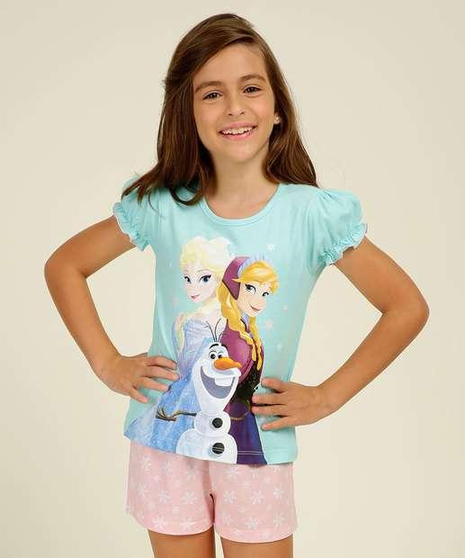 Image_Pijama Infantil Estampa Frozen Disney Tam 2 a 10
