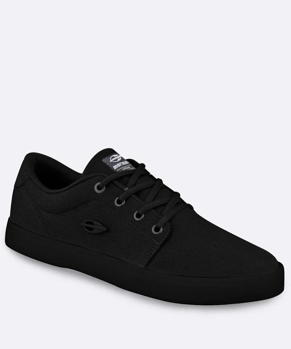 Tênis Masculino Casual Urban Dark Canvas Mormaii