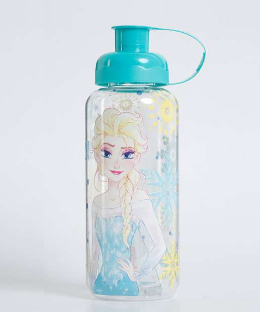 Image_Garrafa Squeeze Princesa Elsa Frozen Disney 550ML Plasduran