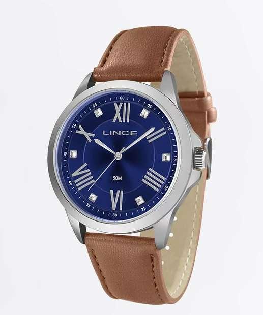 50c6e056b4bf Relógio Feminino Lince LRCJ082L D3MX