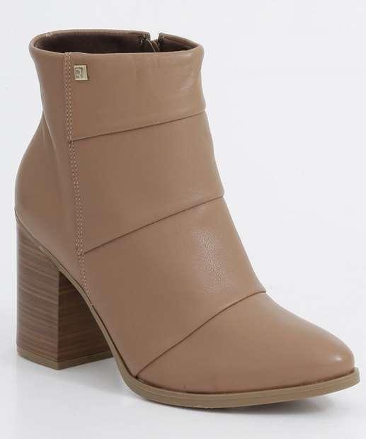 Image_Bota Feminina Ankle Boot Salto Grosso Ramarim