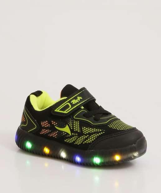 Image_Tênis Infantil Estampado Luz de LED Batatinha