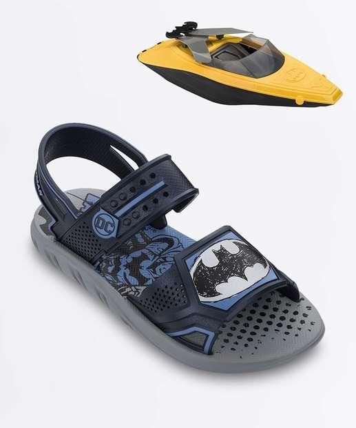 Image_Papete Infantil Batman Boat Brinde Grendene Kids