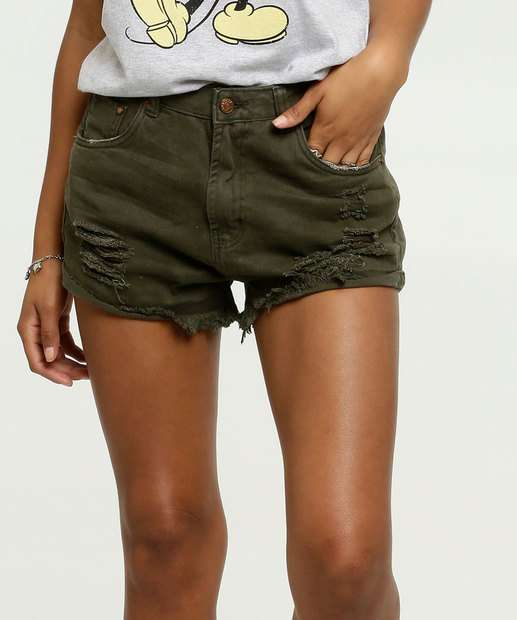 Image_Short Feminino Jeans Destroyed Disparate