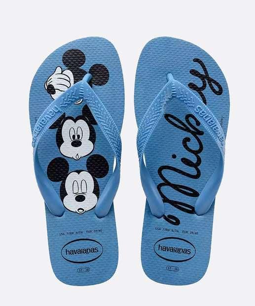 Image_Chinelo Havaianas Infantil Estampa Mickey Top Disney