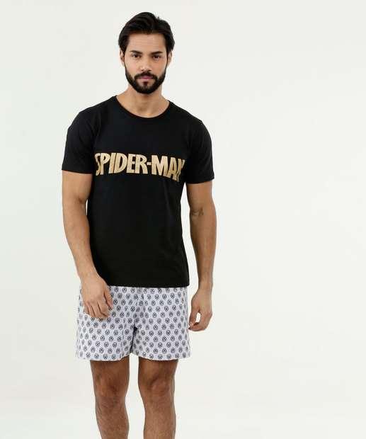 Image_Pijama Masculino Estampa Homem Aranha Marvel