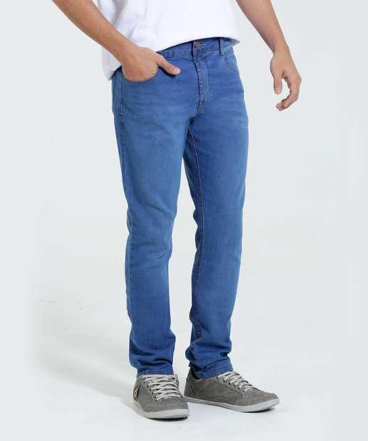 Image_Calça Juvenil Jeans Bolsos Marisa