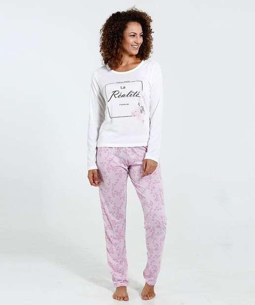 Image_Pijama Feminino Estampa Flores Marisa