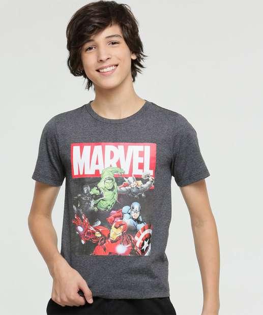 Image_Camiseta Juvenil Estampa Vingadores Marvel