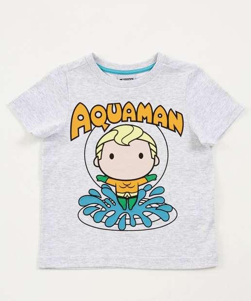 Image_Camiseta Infantil Estampa Aquaman  Liga da Justiça