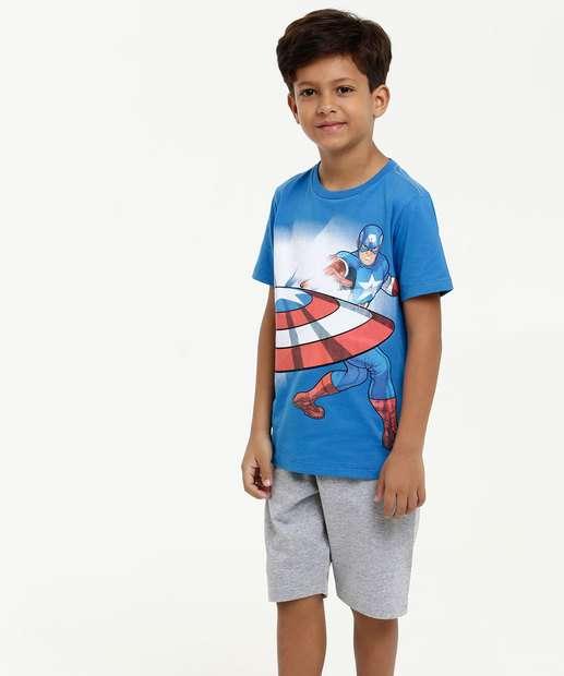 Image_Conjunto Infantil Estampa Capitão América Marvel