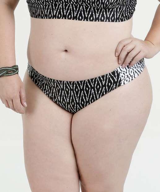 Image_Biquíni Feminino Plus Size Estampado Franzido Marisa