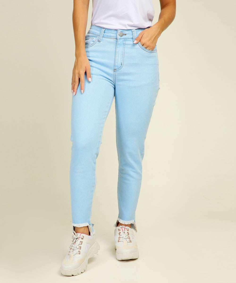 Calça Jeans Skinny Feminina