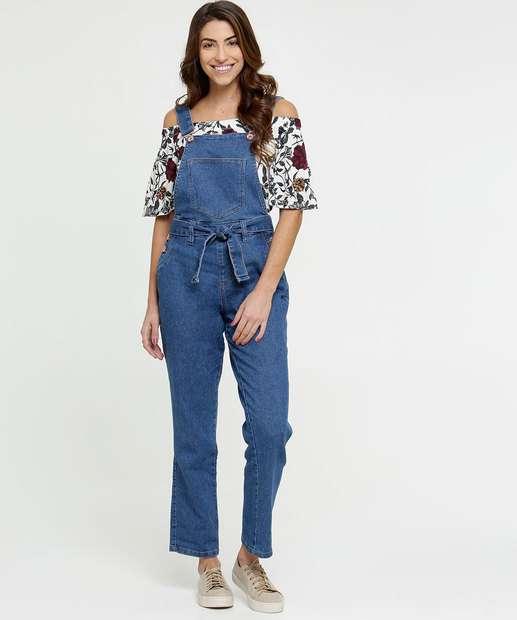 Image_Macacão Feminino Jeans Biotipo